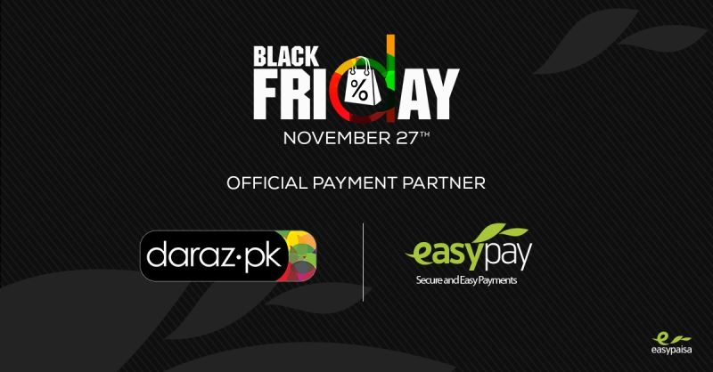 Darazpk Black Friday 2