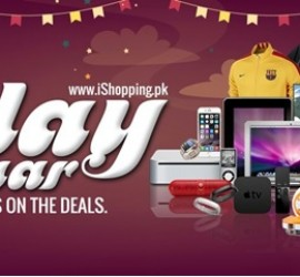 #FridayBazaar iShopping.pk Introduces Mammoth Sale Offer