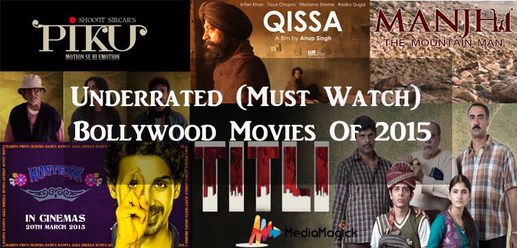 underrated must watch bollywood movies of 2015