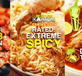 6 Reasons to Look Forward to  Foodpanda's Best of Karachi