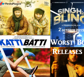 Worst Bollywood Releases Of 2015