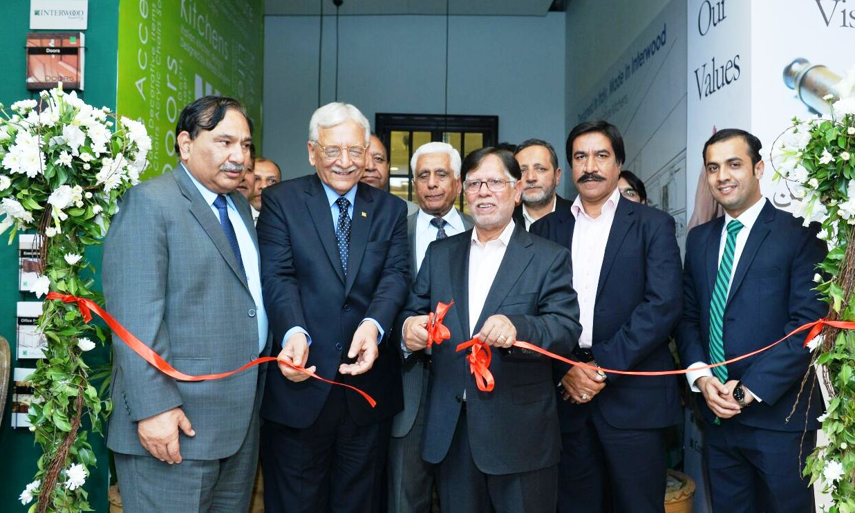 Interwood Launch
