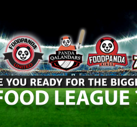 PSL with Foodpanda – A Match Made In Foodie Heaven