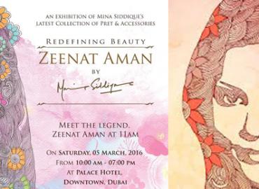 Zeenat By Mina Siddique – Redefining Beauty