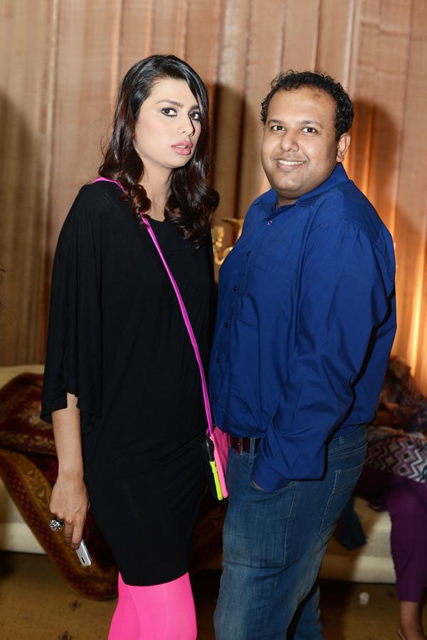 Fia And Arun