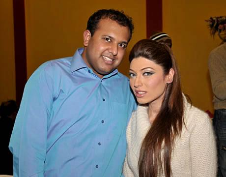 Arun Zafar & Sophiiya Khan