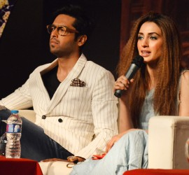 In Convo With Fahad Mustafa And Iman Ali About MaheMir