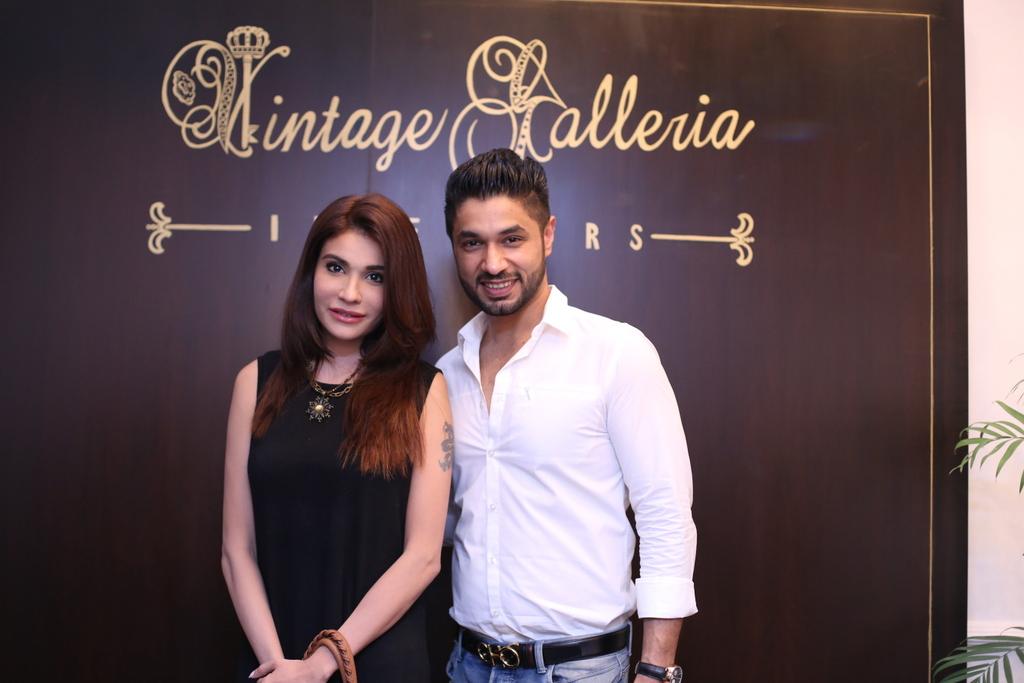 Aisha Khan & Hasan Rizvi