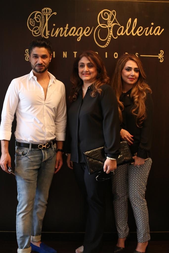 Hasan Rizvi , Tehseen Atif & Anum Atif