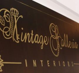Vintage Galleria – Interior Design Store  In Karachi