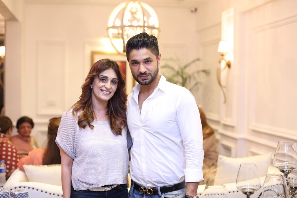 Shazia Wajahat & Hasan Rizvi