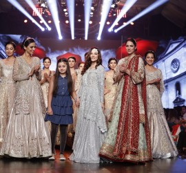 Bridal Couture Week – The Gold Edition – Day 2
