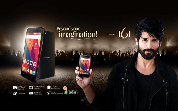 shahid kapoor q mobile