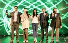 HTC Launch In Pakistan By Muller And Phipps