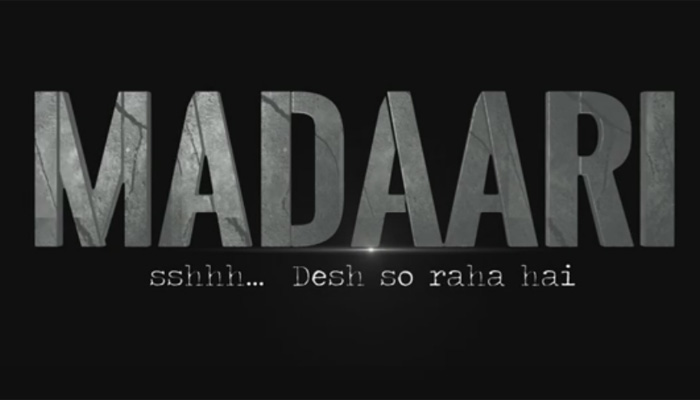 Madaari Movie Review Media Magick