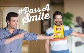 lays pass a smile