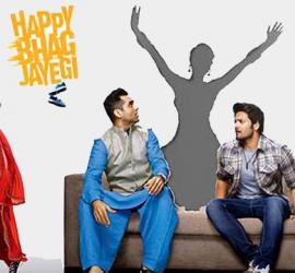 Happy Bhaag Jayegi – Movie Reveiw