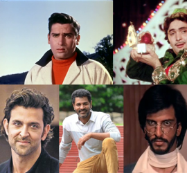 10 Iconic Dancing Heroes Of Bollywood