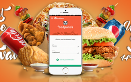 FoodPanda Online Food