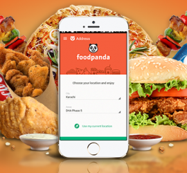 Great Online Food Festival By FoodPanda In November