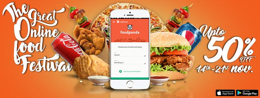 FoodPanda Online Food