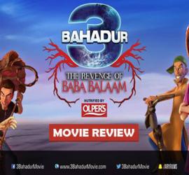 3 Bahadur – The Revenge Of Baba Balaam: Movie Review