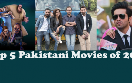 Top 5 Pakistani Movies of 2016