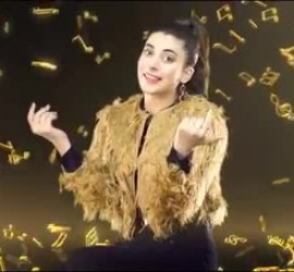"Urwa Hocane's Debut Single ""Ao Le Kar Chaloon"""
