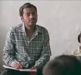 "Nawazuddin Siddiqui In And As ""Haraamkhor"""