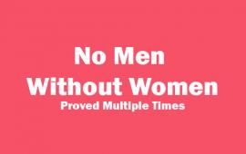 NoMenWithoutWomen