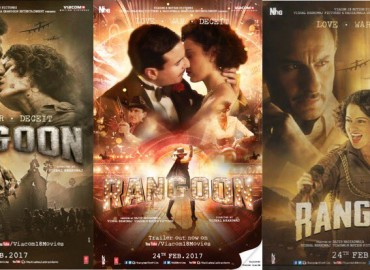 Rangoon – The Trailer Heightens The Expectations