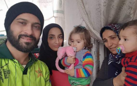 Waqar Zaka In Syria