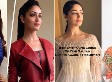 15 Breathtaking Yami Gautam Looks For Kaabil's Promotion