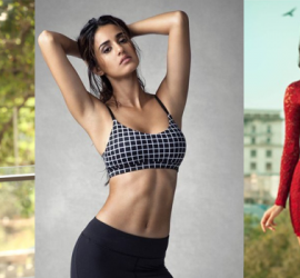 Disha Patani Flaunting The Hotness Level