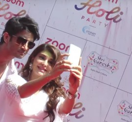 Watch Sushant Singh Rajput And Jacqueline Fernandez Sizzle Together