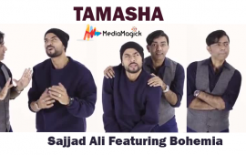 sajjad-ali-bohemia-tamasha-video-song