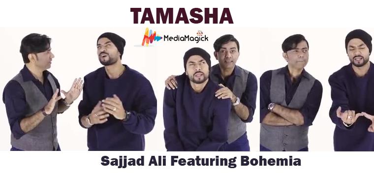 sajjad-ali-bohemia-tamasha-video-song