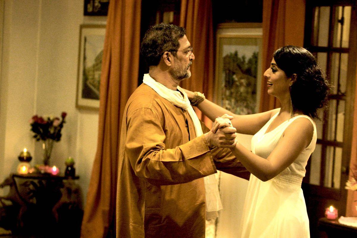 wedding anniversary nana patekar mahie gill 3