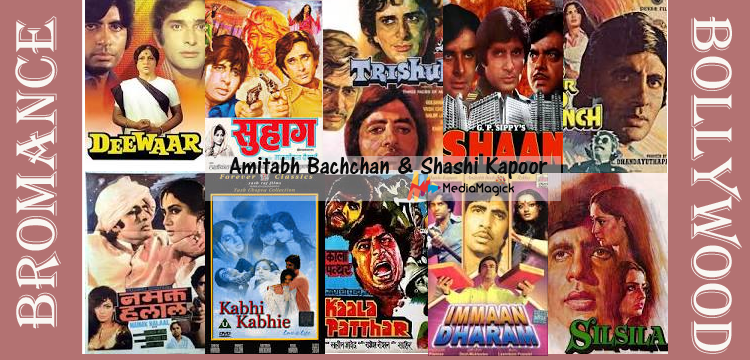 Bromance In Bollywood – Amitabh Bachchan And Shashi Kapoor