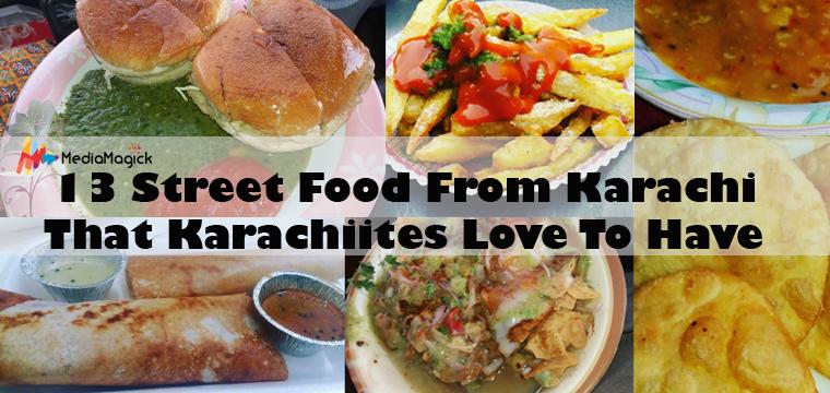 Karachi Street food mediamagick