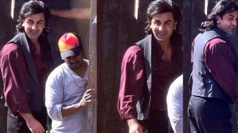 Ranbir Kapoor - Sunjay Dutt Biopic 1