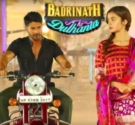 Badrinath Ki Dulhania – Movie Review