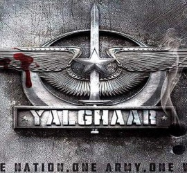Yalghaar Trailer – A Star-studded Version Of Waar Or Not?