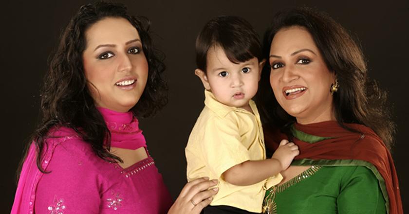 Bushra Ansari Mothers day Mediamagick