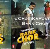 "Interesting ""ChoriKaPoster"" Concept – Bank Chor"