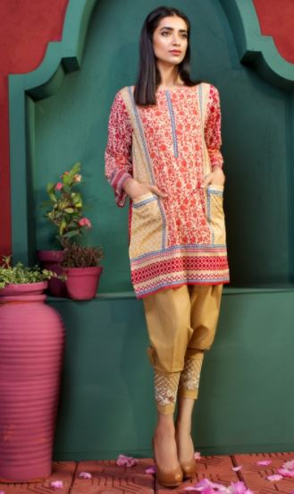Fashions Brands In Pakistan Khaadi 2