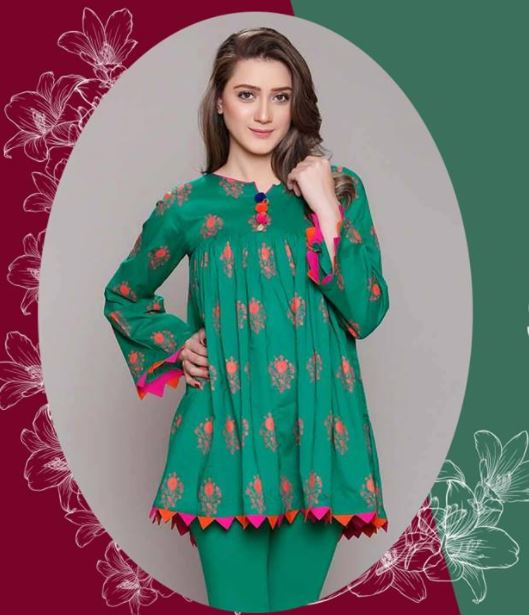 Fashions Brands In Pakistan Rang Ja 3