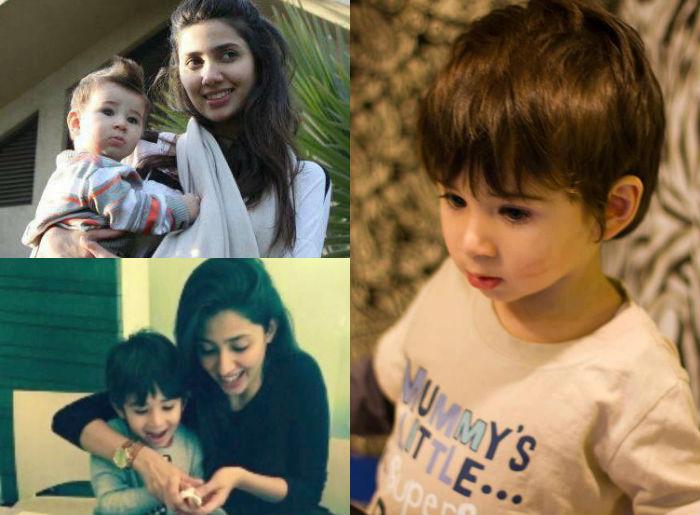 Mahira Khan Mothers Day Mediamagick