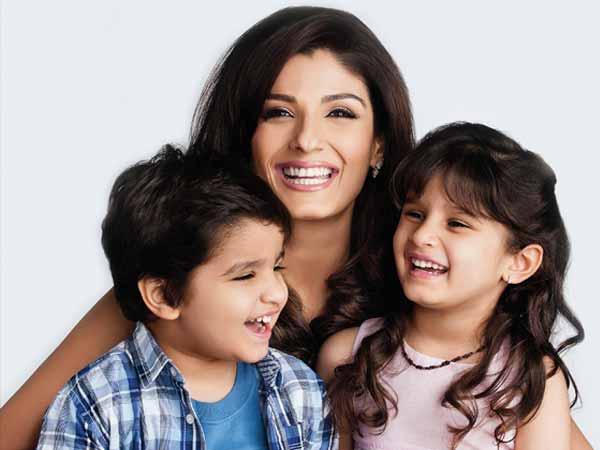 Raveena Tandon Mothers Day Mediamagick