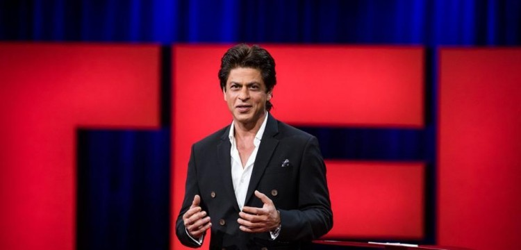 Shahrukh Khan's Inspirational Speech In Ted Talk